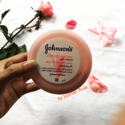 Johnsons cream body lotion